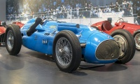 Talbot-Lago T26C Monoplace Grand Prix 1949 - Cité de l'automobile, Collection Schlumpf 2020