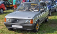 Talbot Samba - Retro Meus'Auto 2018, Lac de la Madine