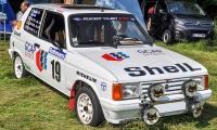 Talbot Samba Rallye - Retro Meus'Auto 2018, Lac de la Madine