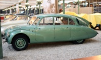 Tatra 87 Limousine 1937 - Cité de l'automobile, Collection Schlumpf
