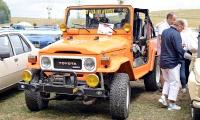 Toyota Land Cruiser IV BJ42 1984 - Automania 2017, Edling les Anzeling, Hara du Moulin