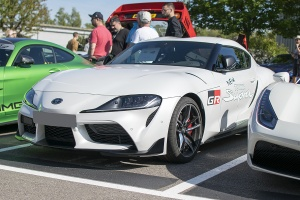 Toyota Supra MK5 (A90) - Cars & Coffee Deluxe Luxembourg Septembre 2019