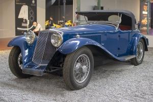 Tracta E1 Cabriolet 1930 - Cité de l'automobile, Collection Schlumpf 2020