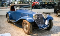 Tracta E1 Cabriolet 1930 - Cité de l'automobile, Collection Schlumpf