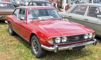 Triumph Stag 1974 - Retro Meus'Auto 2018, Lac de la Madine