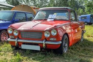 Triumph Vitesse Sport 6 1964 - Retro Meus'Auto 2018, Lac de la Madine