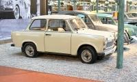 VEB Sachsenring Automobilwerk Zwickau Trabant 601 LS 1986 - Cité de l'automobile, Collection Schlumpf