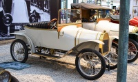 Violet-Bogey type A Torpedo 1913 - Cité de l'automobile, Collection Schlumpf