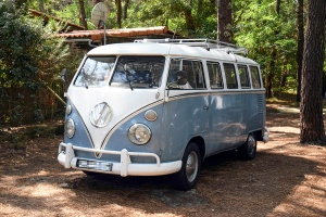 Volkswagen Transporter - T1 - type 2