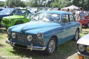 Volvo Amazon 1969 - Automania 2016, Château de Freistroff