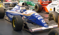 Williams FW15C 1993 F1 Monoplace Course - Cité de l'automobile, Collection Schlumpf