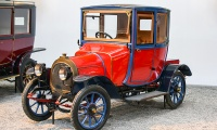 Zédel type C1 Coupé Docteur 1911 - Cité de l'automobile, Collection Schlumpf