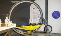 Michelin moto roue - L'Aventure Michelin Clermont-Ferrand