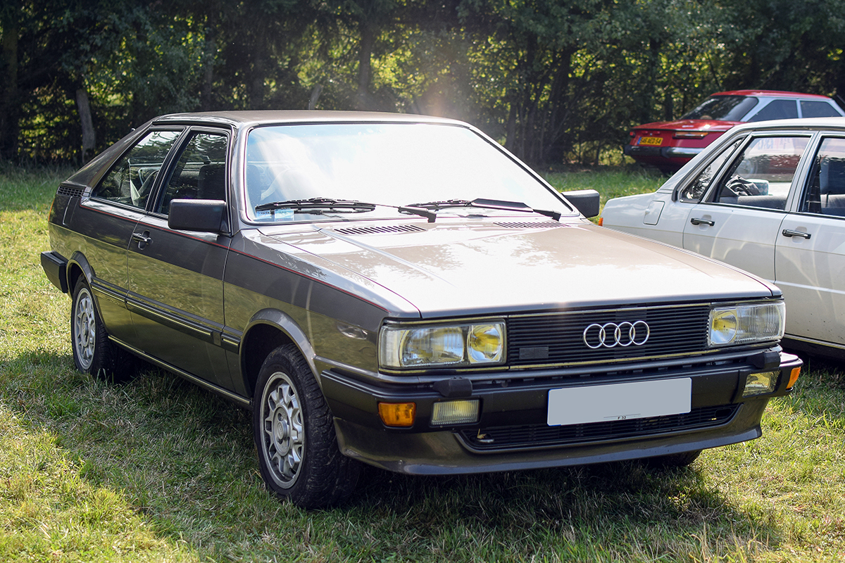 Audi Coupé GT phase 2