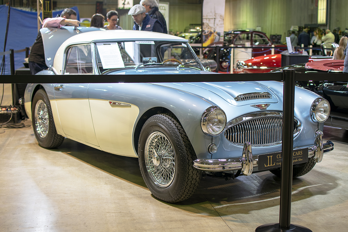Austin-Healey 3000 Mark II