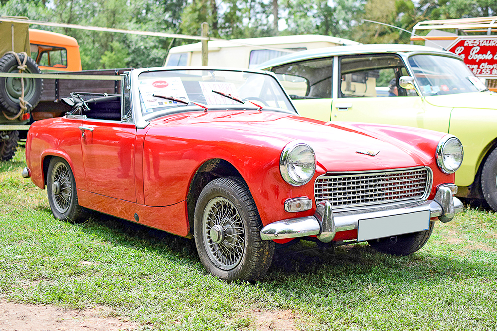 Austin-Healey Sprite Mark II