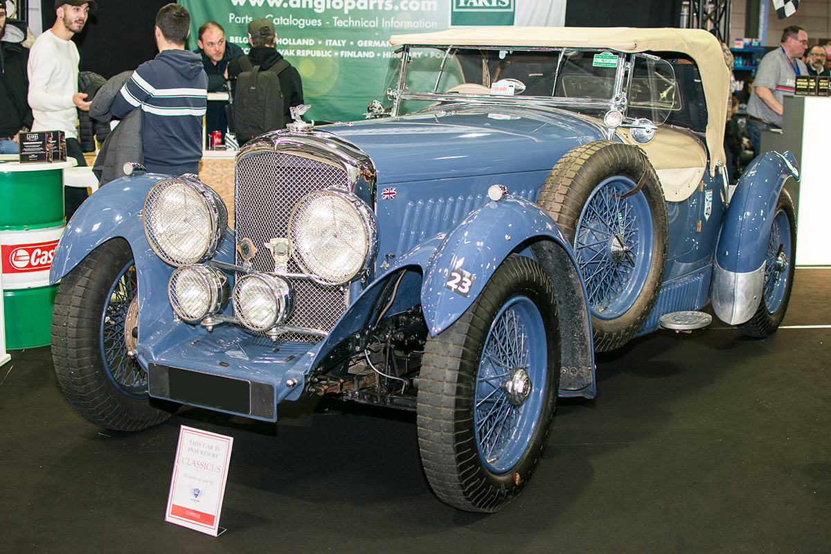 Bentley 6½ Litre