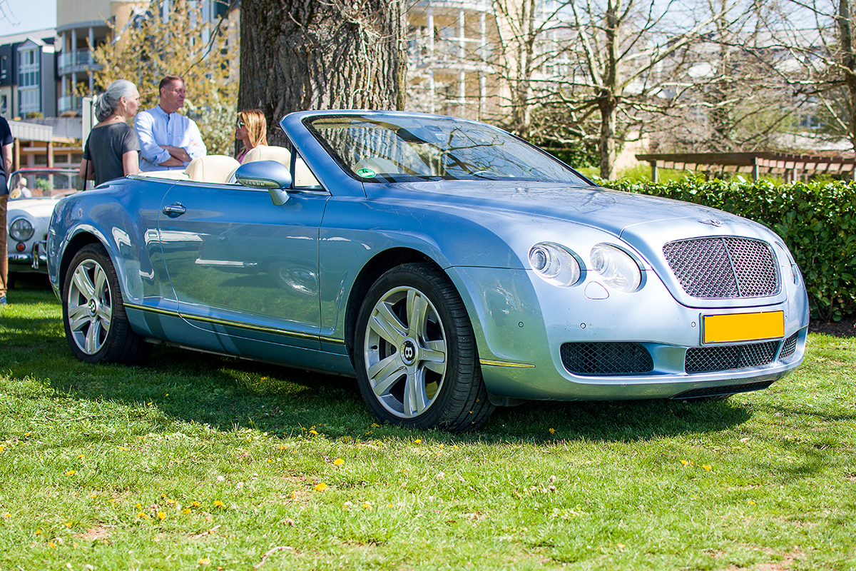 Bentley Continental GT phase I