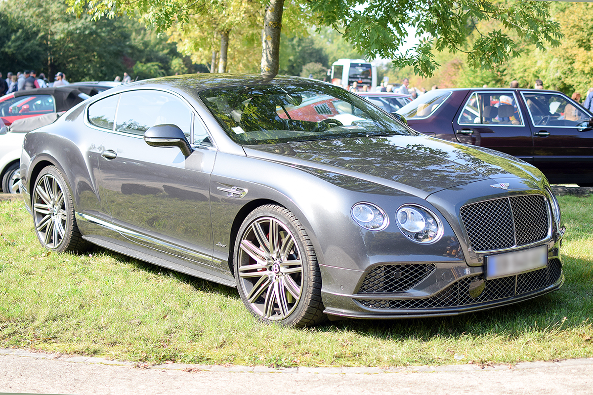Bentley Continental GT phase III