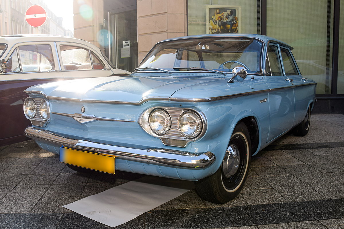 Chevrolet Corvair I