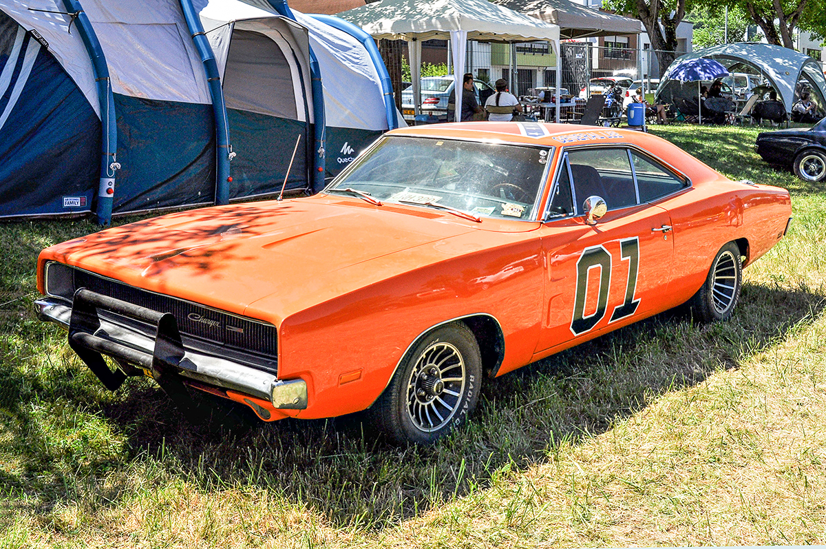 "Dodge Charger II ""General Lee"" (réplique)"