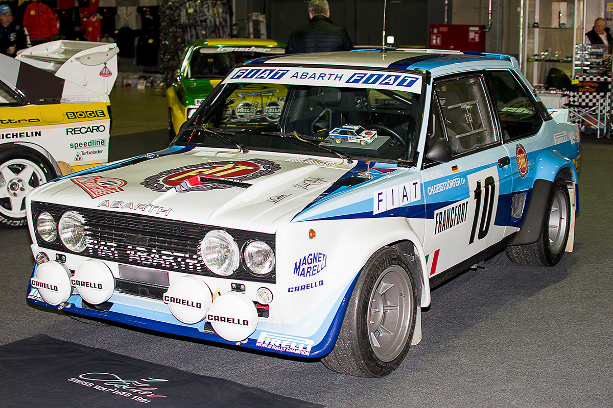 Fiat 131 Abarth Rally