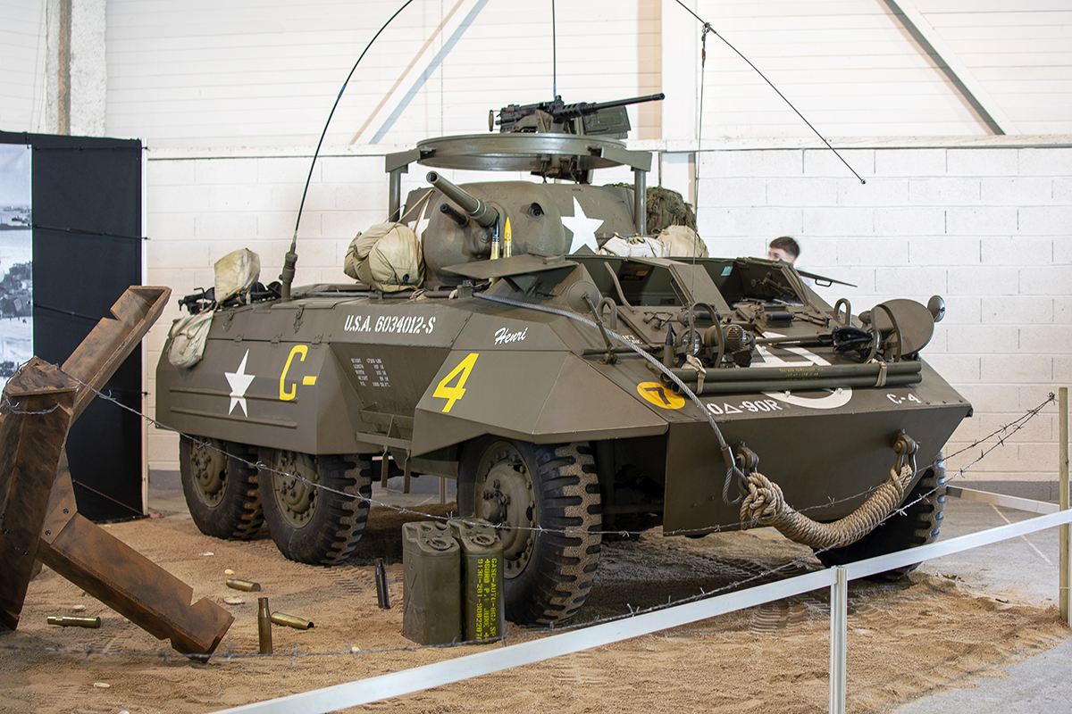 Ford M8 Light Armored Car