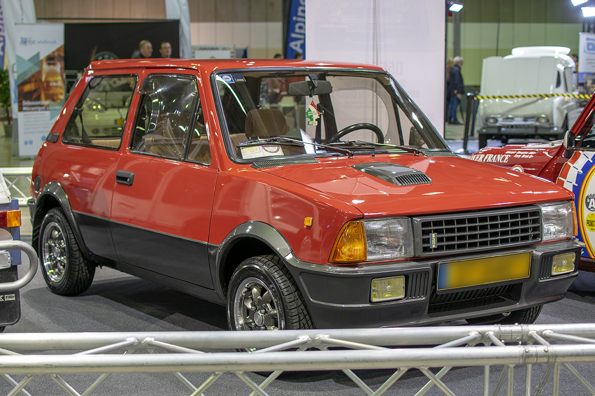 Innocenti Mini Bertone II