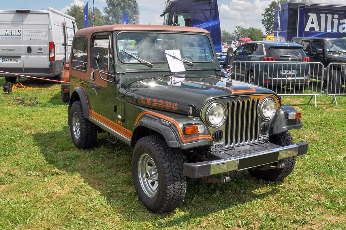 Jeep Renault CJ7
