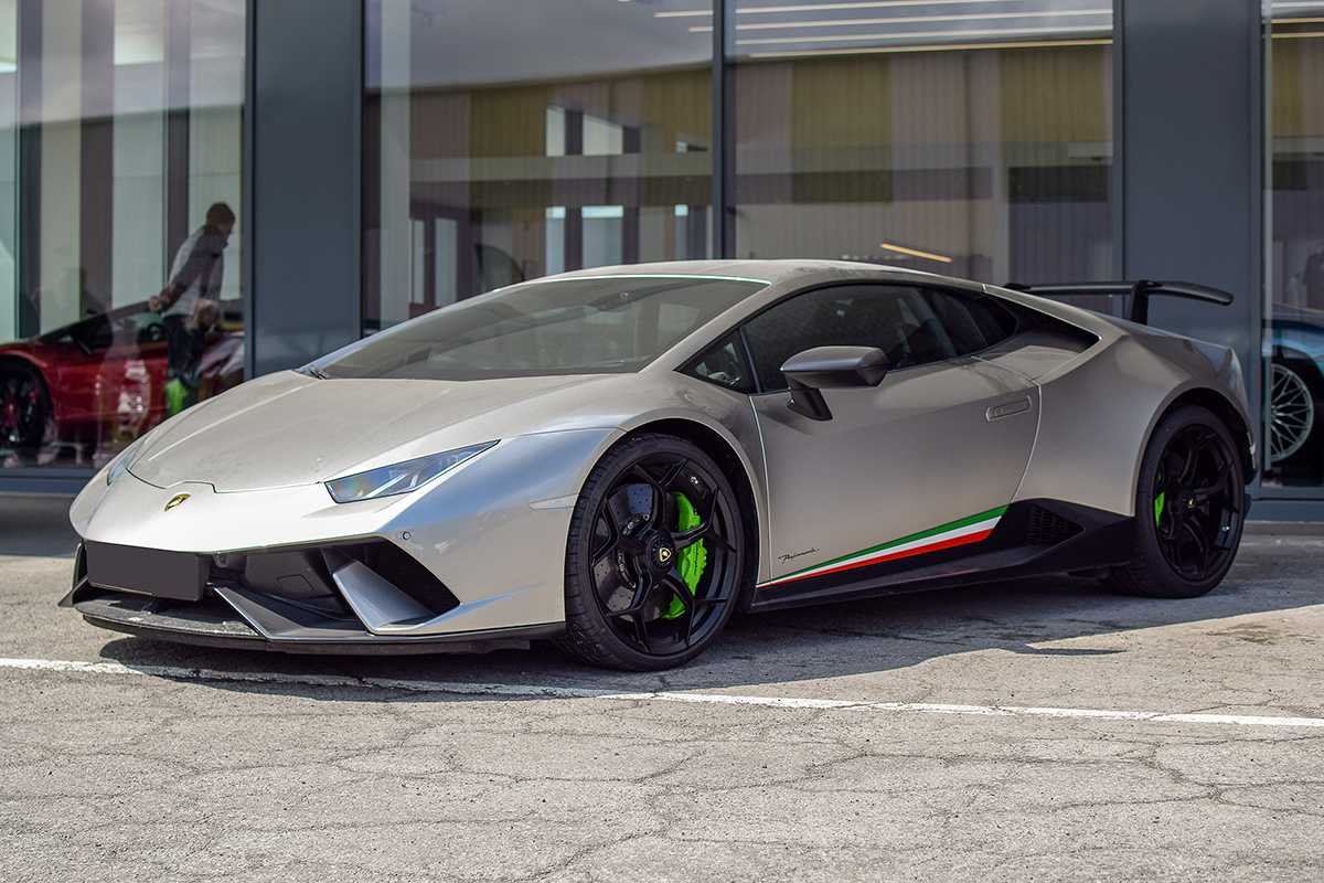 Lamborghini Huracan Phase 1 LP 640-4 Performante