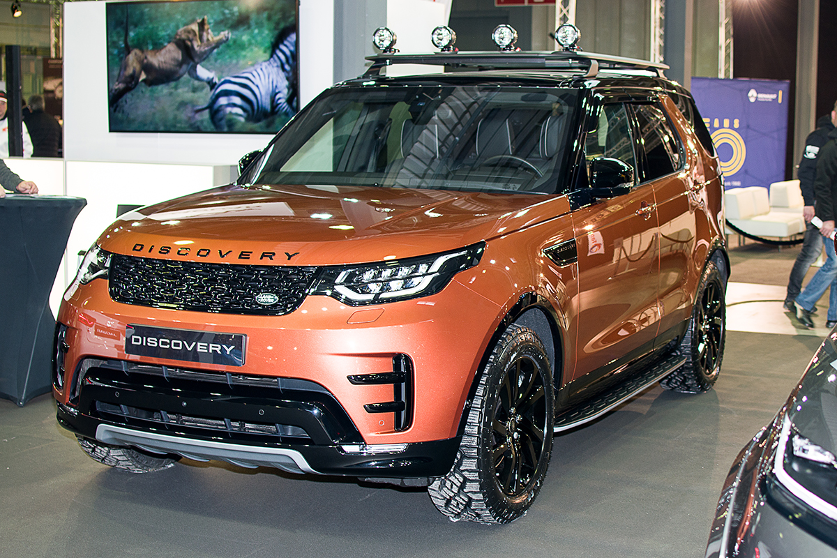 Land Rover Discovery V