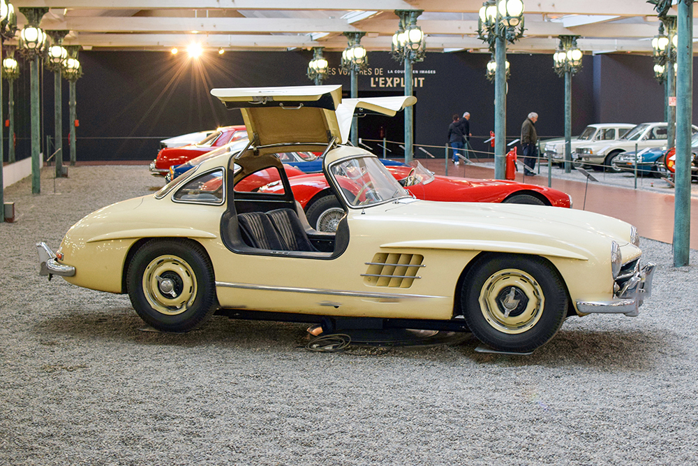 Mercedes-Benz SL W198