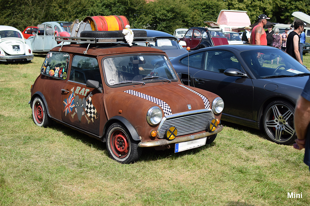 Mini Ratmobile