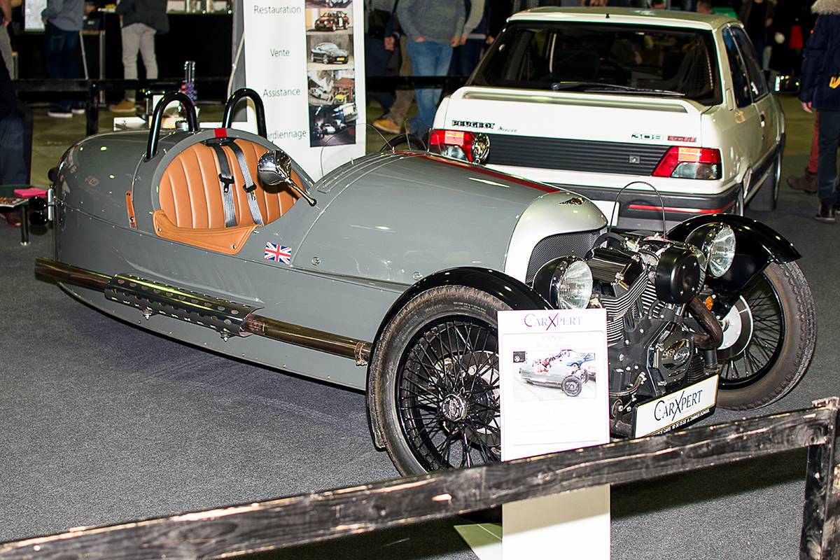 Morgan 3-Wheeler II