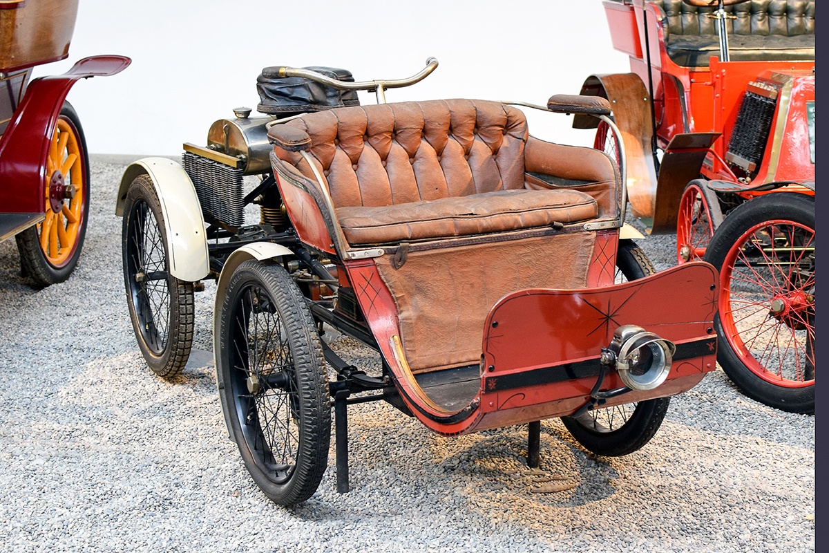 Peugeot quadricycle