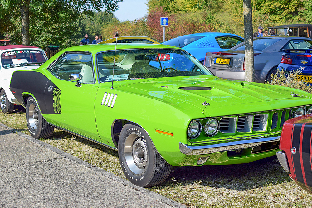 Plymouth Barracuda III