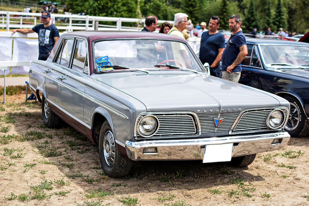 Plymouth Valiant II