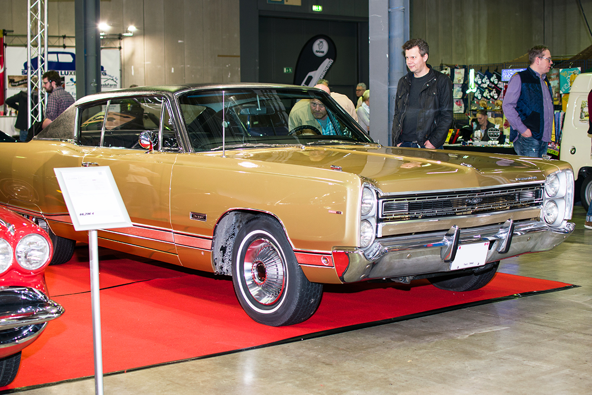 Plymouth Fury IV
