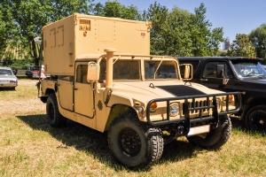 AM General Humvee - American Roadrunners 2018, Stadtbredimus