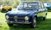 Alfa Romeo Giulia 1300 Super - LOF Oldtimer Breakfast Mamer 2019