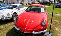 Alpine A108 coupé Sport 1963, Retro Meus'Auto 2018, Lac de la Madine