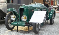 Amilcar CGSS Biplace Sport 1926 - Cité de l'automobile, Collection Schlumpf 2020