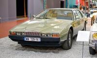 Aston Martin Lagonda II 1982 - Cité de l'automobile, Collection Schlumpf