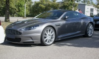 Aston Martin DBS V12 - Cars & Coffee Deluxe Luxembourg Septembre 2019