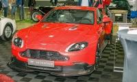 Aston Martin V8 Vantage GT8 2017 - LOF, Autotojumble, Luxembourg, 2019