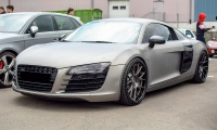 Audi R8 I - Cars & Coffee Deluxe Luxembourg Mai 2019