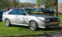 Audi Quattro II MB - LOF Oldtimer Breakfast Mamer 2019