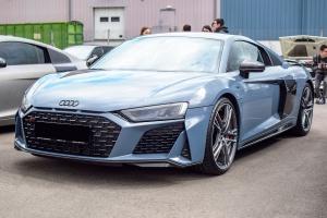 Audi R8 II 4S - Cars & Coffee Deluxe Luxembourg Mai 2019