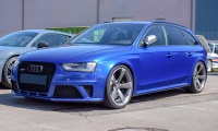 Audi RS4 B8 Avant - Cars & Coffee Deluxe Luxembourg Mai 2019