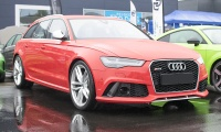 Audi RS6 C7 Avant - Modern Cars meet Classic Cars, Roost, 2019